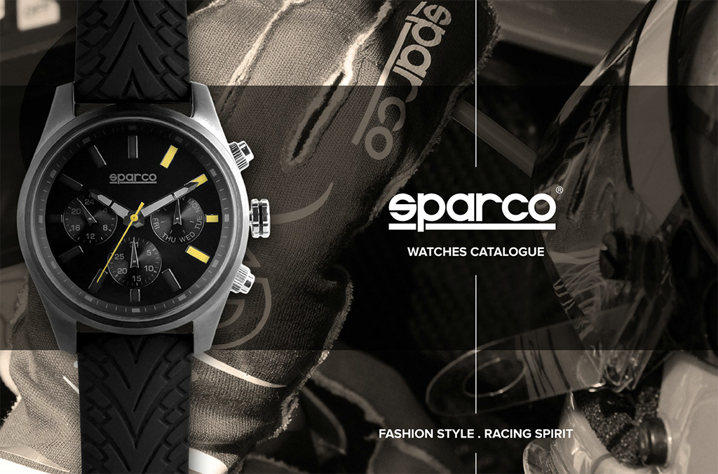New F W 2015-16 Sparco Watches Collection 813afab5203