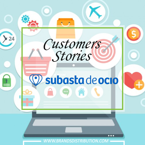 SUBASTA customer story - Brandsdistribution