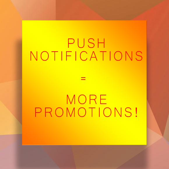 push notification - Brandsdistribution