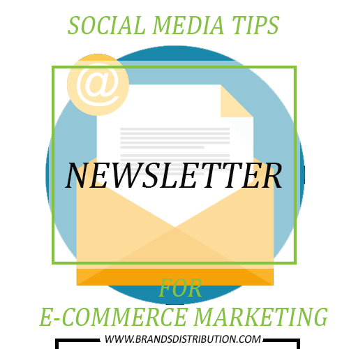 newsletter ecommerce marketing - Brandsdistribution