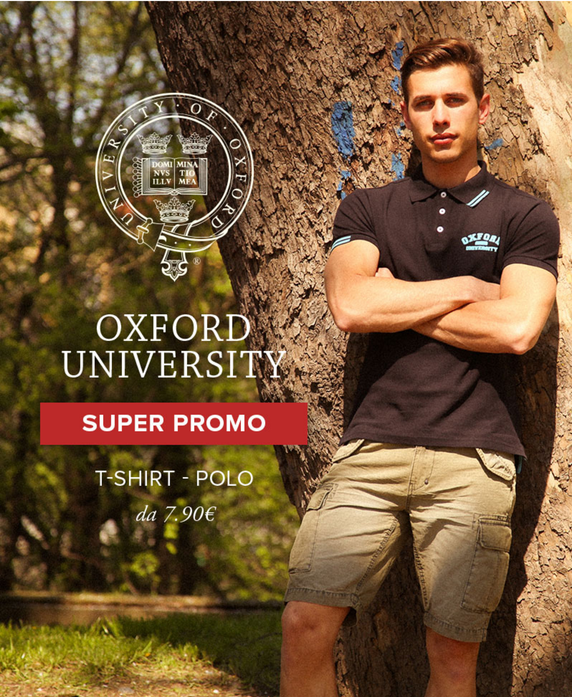 oxford university promo - Brandsdistribution