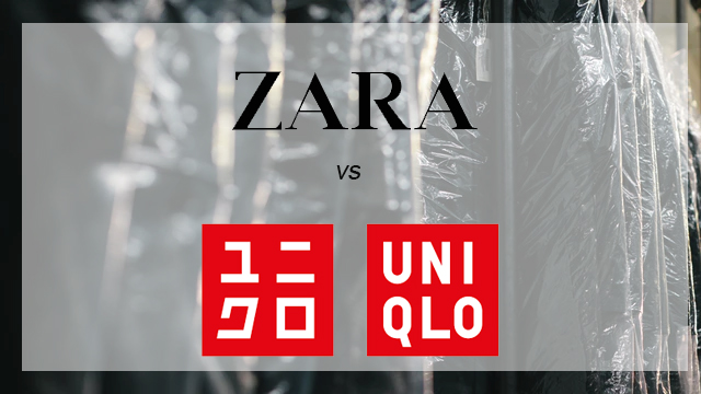 zara vs uniqlo - Brandsdistribution