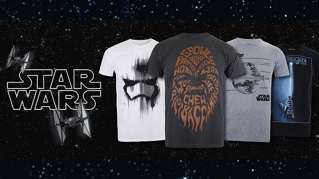 star wars apparel - Brandsdistribution