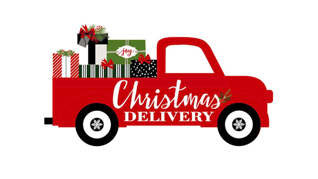 christmas delivery - Brandsdistribution