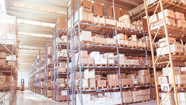 Brandsdistribution warehouse - Brandsdistribution