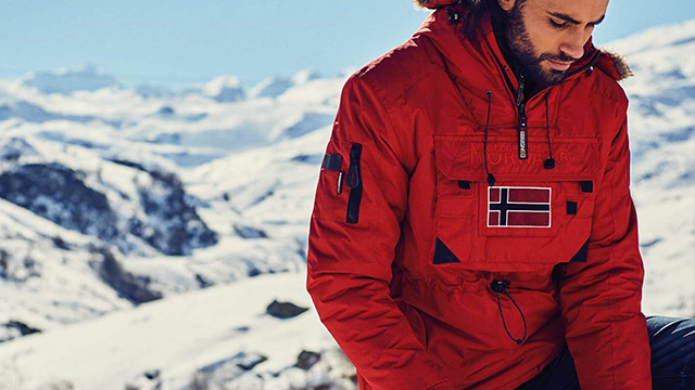 Geographical Norway men collection- Brandsdistribution