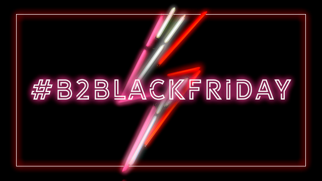 black friday 2018 - Brandsdistribution