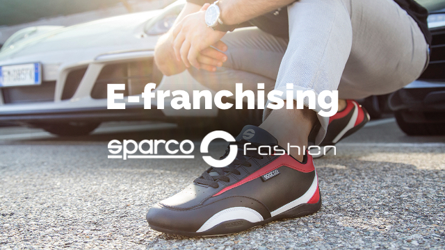 e-franchising sparco fashion -Brandsdistribution
