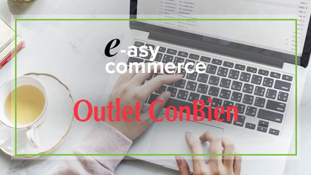outlet conbien easy commerce - Brandsdistribution