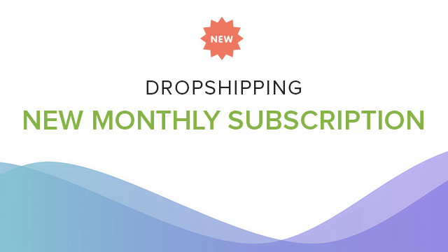 Dropshipping new monthly plan- Brandsdistribution